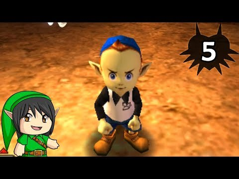 "The Legend of Zelda: Majora's Mask 3D - Part 5: ""Abombinable Prize"""