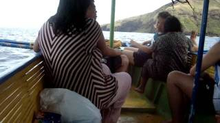 Island Hopping - Boat Ride - San Antonio, Zambales - Feb 2012
