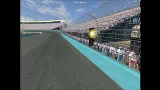 New caution light test at Phoenix Int'l Raceway Thumbnail