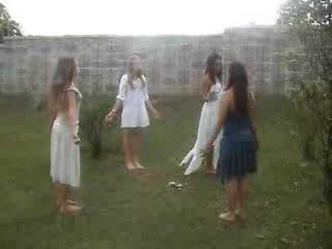 Mock Wicca Ritual Part I