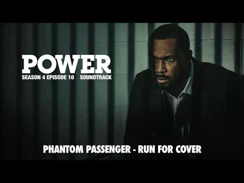 Phantom Passenger & King Green - Run For Cover ( Official Audio )