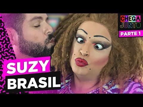 DIVA LGBTQI+ SUZY É A DRAG MAIS DRAG DO BRASIL
