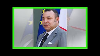 Breaking News | Breaking News | Morocco's king returns home after weeks-long absence