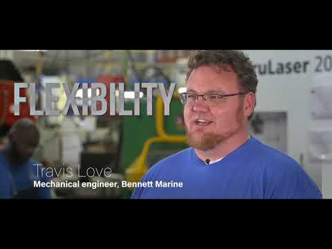 Innovation At Bennett Marine