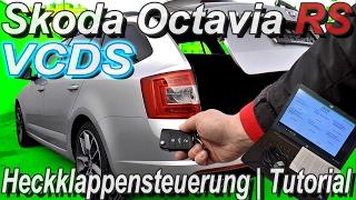 Skoda Octavia RS | VCDS Heckklappensteuerung Tutorial |