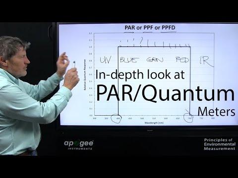 In-Depth Look at PAR/Quantum Meters