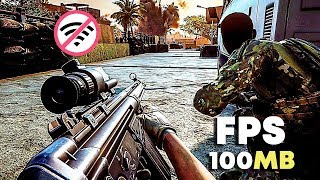 Top 10 OFFLINE Shooting Games for Android under 100MB 2019