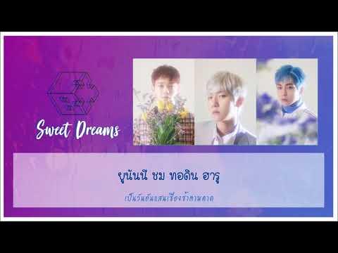 Free Download [thaisub] Exo Cbx (첸백시) – Sweet Dreams Mp3 dan Mp4