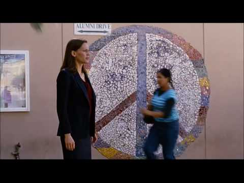High School Fight (Freedom Writers Scene)