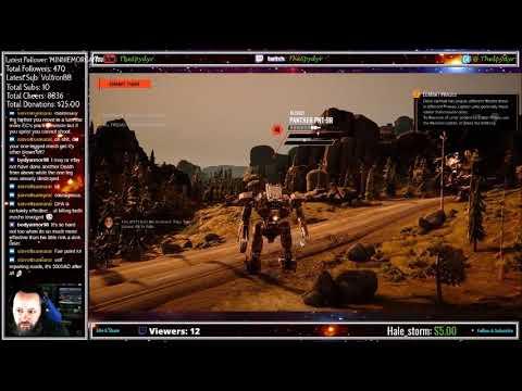 BattleTech Campaign Full Playthrough Ep2