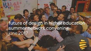 Video Future of Design in Higher Education Convening 2017 download MP3, 3GP, MP4, WEBM, AVI, FLV April 2018