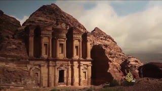 درب مسار الأردن شاهد على ممالك وحضارات غابرة
