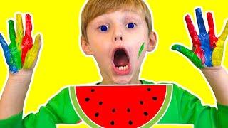 Lavar las Manos 🦠🧼🙌 | Canción Infantil | Dolguniki