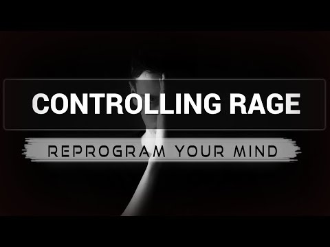 Controlling Rage affirmations mp3 music audio - Law of attraction - Hypnosis - Subliminal