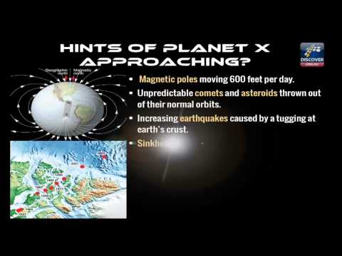 What is Planet X? NASA & Astronomy, Theology & Conspiracy