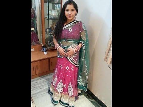 LEHENGA CHOLI - Vestido de la INDIA