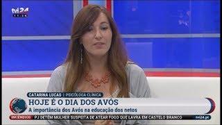 Importância e papel dos avós - Psicóloga Catarina Lucas