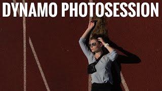 Dynamo photosession
