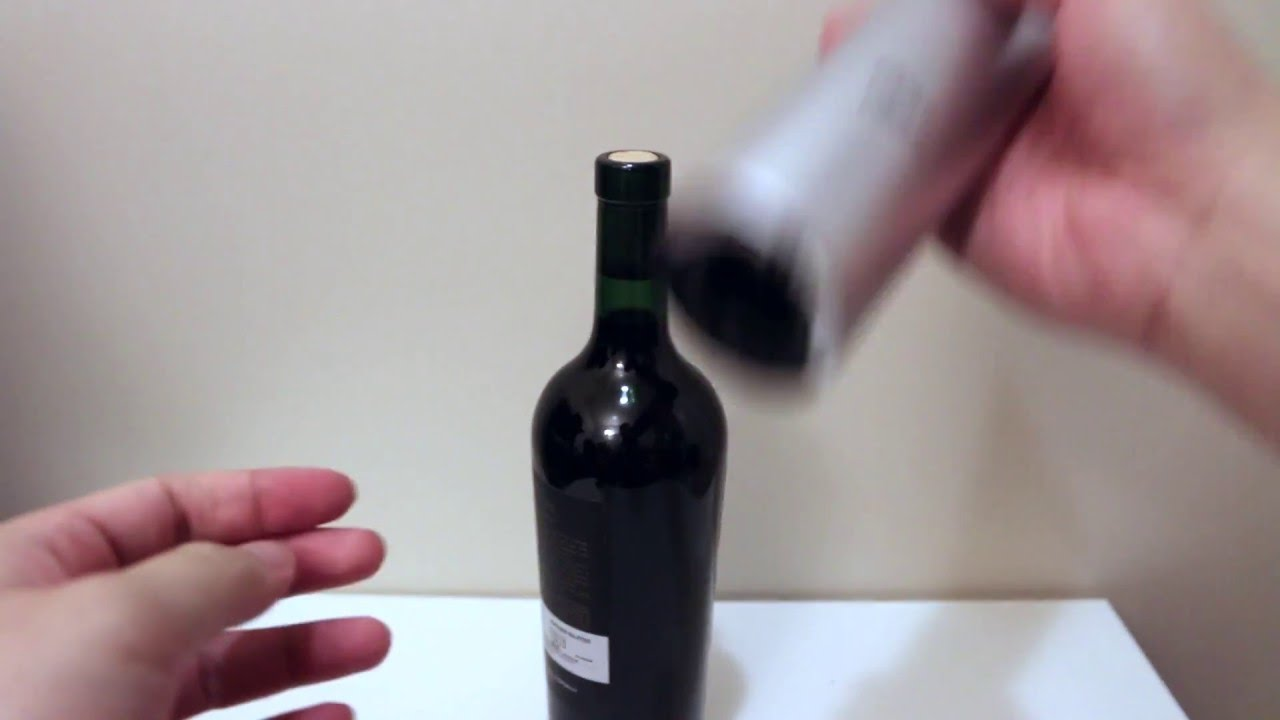Oster Fpstbw8207 S Cordless Electric Wine Bottle Opener