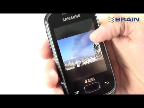 Мобильный телефон Samsung Galaxy Pocket Duos GT S5302