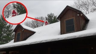 10 Sightings of Santa Claus Caught on Camera (Real Life Santa Claus Spotted)