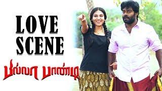 Tamil Short Scenes | Billa Pandi - Love Scene | R K Suresh , Indhuja