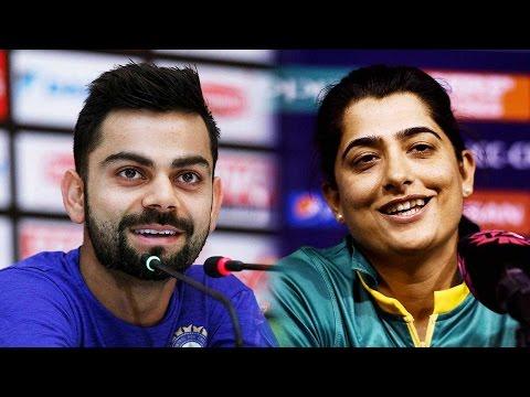 Virat Kohli most popular among Pakistan women cricket team