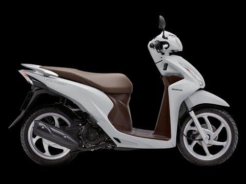Honda Vision 110cc màu mới giá 29,99 triệu Cận cảnh hình ảnh