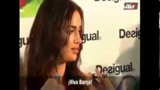 Viva Barca / Visca barcelona / Viva Barcelona / Visca Catalunya !!! Irina Shayk