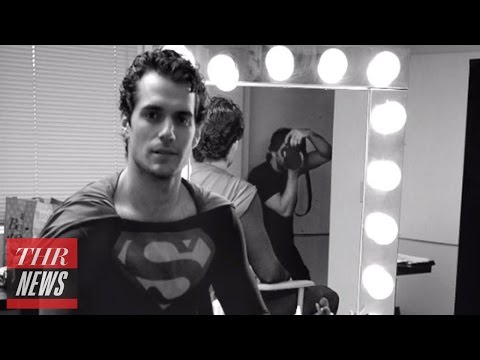 Henry Cavill Wears Christopher Reeve