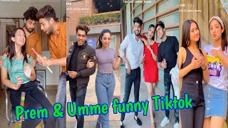 Smiley Vats \u0026 Umme Khansa Tik tok Video Today New Tik tok funny Video Team badnam Tiktok video