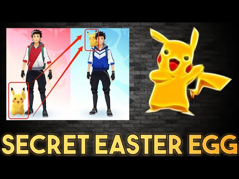 Pokemon Go SECRET BUDDY UPDATE EASTER EGG! How to get Pikachu on shoulder walkthrough