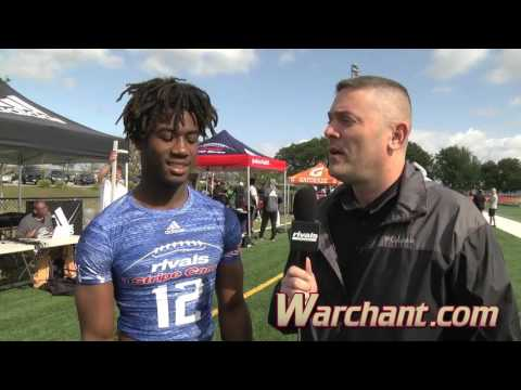 Five-star RB James Cook talks FSU and his commitment
