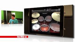 iPad: GarageBand (deutsch/german)
