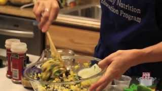 Southwestern Quinoa & Black Bean Salad Recipe | Osjl | Fancy,  Frugal & Fit