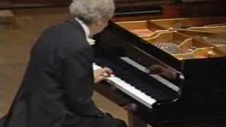 Anatol Ugorski Brahms Chaconne for left hand 1/2