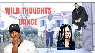 """""""WILD THOUGHTS - DJ KHALED ft. RIHANNA & BRYSON TILLER Dance Cover l Choreography by Matt Steffanina"""