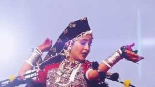 Rajasthani Folk || Chamm Chamm Chamke By Tripti Shakya