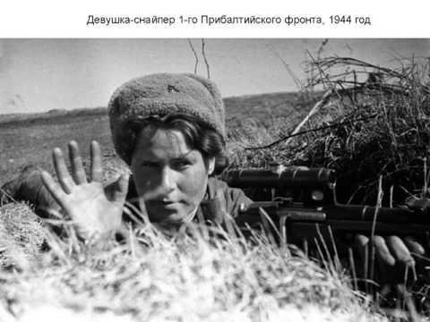 Самые знаменитые фото Великой Отечественной войны!