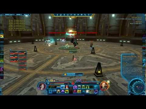 Star Wars: The Old Republic - Eternity Vault - SOA - Jedi Only - Republic Server First