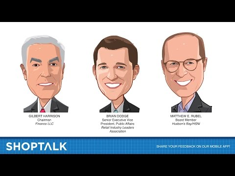 Executive Discussion on The Future of Retail in the Trump Era