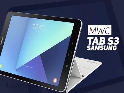 galaxy tab s3 la nouvelle tablette pro de samsung mwc. Black Bedroom Furniture Sets. Home Design Ideas