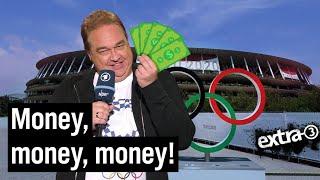 Olympische Spiele in der Pandemie: Oliver Kalkofe berichtet aus Tokio | extra 3 | NDR
