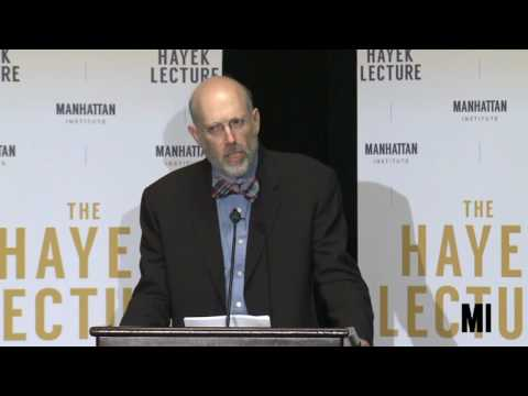 2016 Hayek Lecture Featuring Philip Hamburger