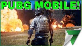 PUBG (Пубг) Mobile. Squad от 1-го лица.