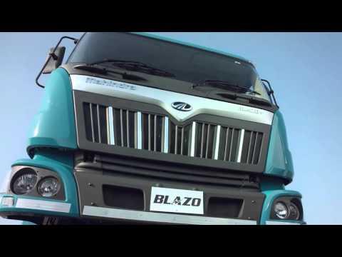 Mahindra Truck & Bus BLAZO TVC starring Ajay Devgn - Mileage Guarantee