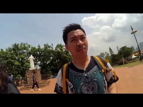 VLOG #11 trip to Malacca Malaysia, travel by bus KLIA-MelakaSentral