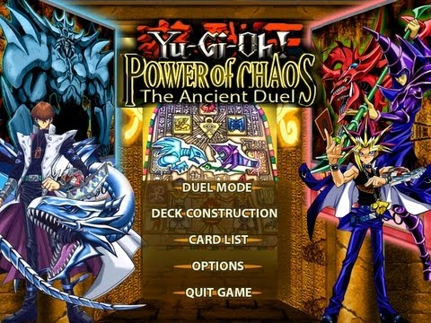 Yu-Gi-Oh! Power of Chaos - The Ancient Duel ( Kaiba VS Yugi ...