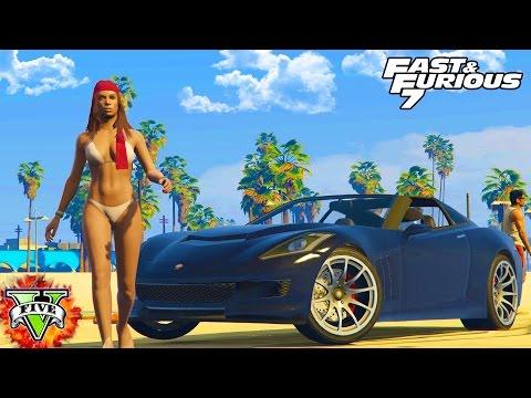 NEW FAST & FURIOUS GTA 5 Special! - Customizing FURIOUS Cars Racing & Winning - GTA 5 FAST & FURIOUS