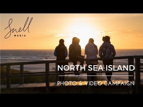 North Sea Photo & Video Contract BTS